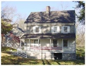 Hager House Museum, Hagerstown, Maryland